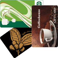 Coffeeehouse Giftcards